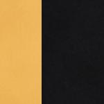 Black / Sunflower